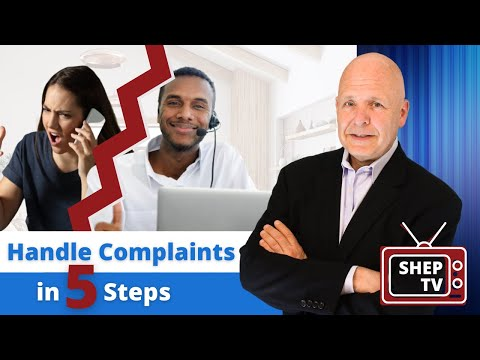 Customer Service Expert Reveals How to Handle Complaints