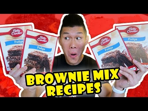 WHAT CAN YOU MAKE WITH BROWNIE MIX? || Life After College: Ep. 529