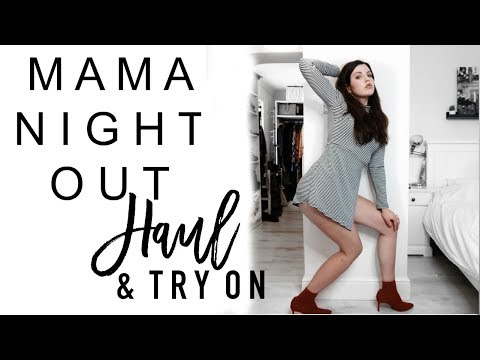 NIGHT OUT HAUL & TRY ON | Missguided & Bershka Haul
