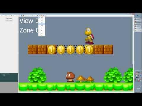 New Super Mario Bros DS Level Editor Tutorial 01 - Editor Overview