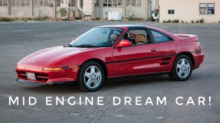 My 1993 Toyota Mr2 SW20 | 90's Mid Engine Dream Car