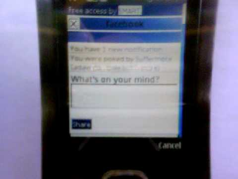 FREE SMART Mobile Facebook Access!