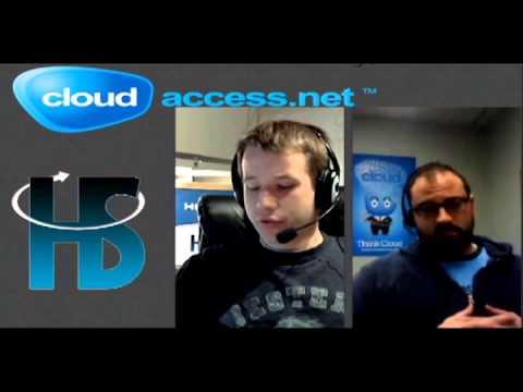 HireStarts Start-up Series: CloudAccess