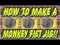 How to Make A Paracord Monkey Fist Jig