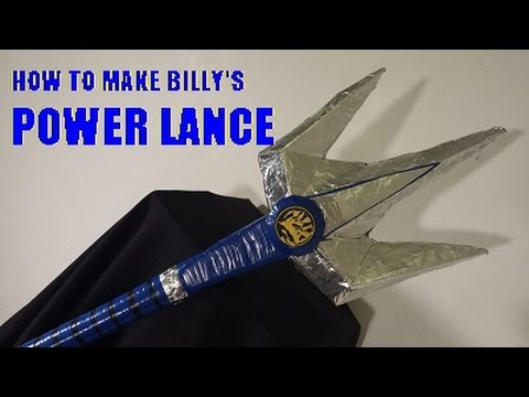 How to Make Billy's Power Lance
