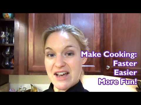 Chef's Simple Tips for Faster, Easier, More Delicious Cooking