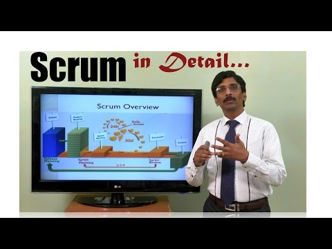 What is Scrum? Agile Scrum in detail...