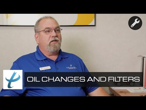 Factory Oil Filters vs. Aftermarket - Factory Oil Change Prices (NEW)