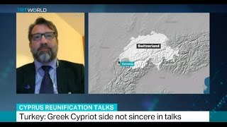 Cyprus Reunification Talks: Interview with Ahmet Sozen