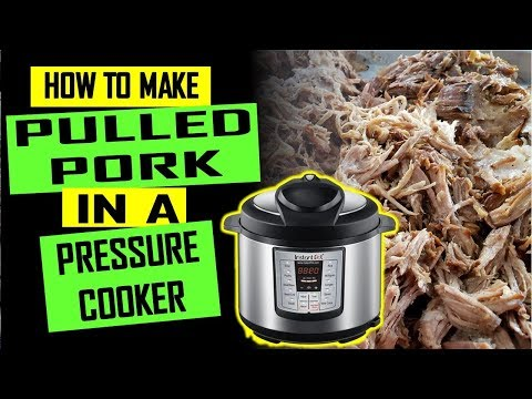 How To Make Instant Pot Pulled Pork