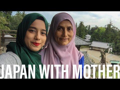 Japan trip with Mum (Kyoto, Nara, Kobe, Osaka, Hiroshima & Tokyo)