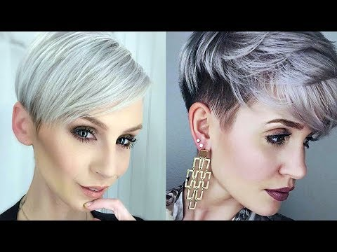 SHORT HAIRCUTS 2018 WOMEN 💙 PICTURES OF SHORT HAIRCUTS FOR WOMEN