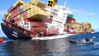 TOP 10 Accidentes de Barcos más Comunes