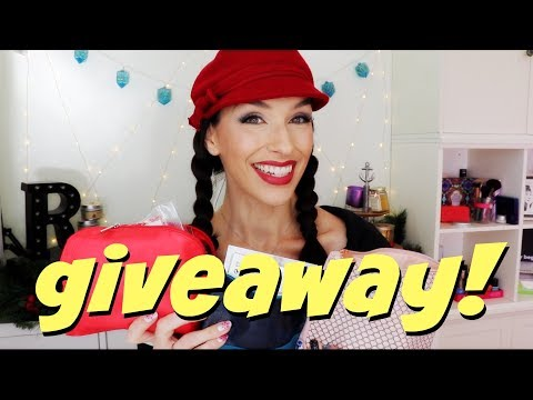 Giveaway! ***CLOSED***