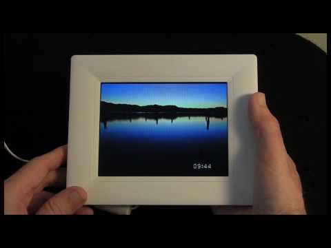Philips 6FF3FPW 5.6-inch LCD Digital Photo Frame Review