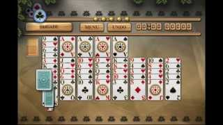 How To Play Brigade Solitaire - Pandora's Solitaire Collection (old video, download new game)