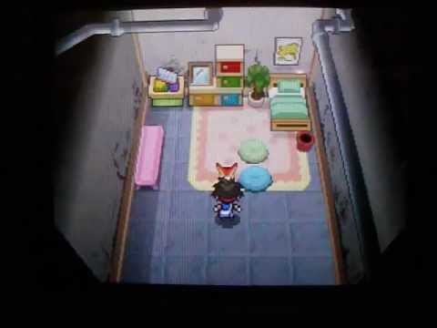 Pokémon Black 2 and White 2 - Victini in Liberty Garden [English]