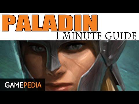 Pillars of Eternity: Paladin Class - 1 Minute Guide - Gamepedia