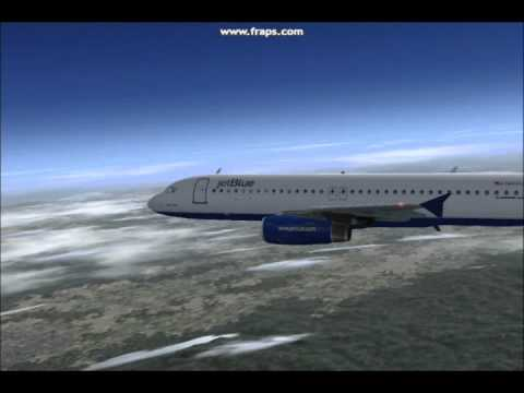 Flying up to FL380 on our way to Aruba (AUA) out of Boston:)
