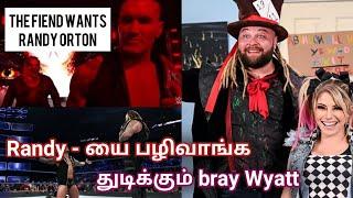 Randy - யை பழிவாங்க துடிக்கும் bray Wyatt || wrestling Tamil entertainment