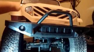 ECX barrage axle problem fix        CHECK COMMENTS