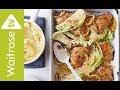 Lemon And Garlic Chicken With Potato And Parsnip Mash | Waitrose