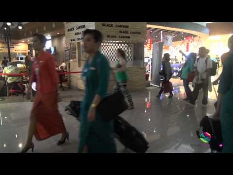Bali International Airport Indonesia
