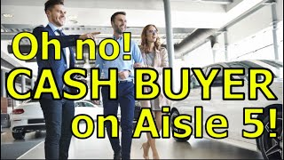 "DON'T SAY ""I'M PAYING CASH"" at Car Dealerships - Auto Expert Kevin Hunter"