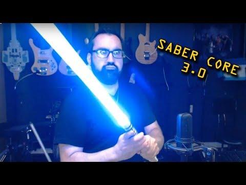 SaberForge SaberCore 3.0 sound board demo