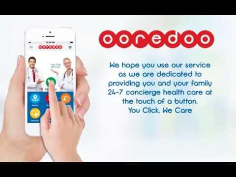You Click, We Care الوسيلة الأمثل للحصول على المساعدة الطبية