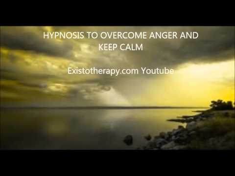 Hypnosis for Anger Management and Keeping Calm - Existotherapy.com