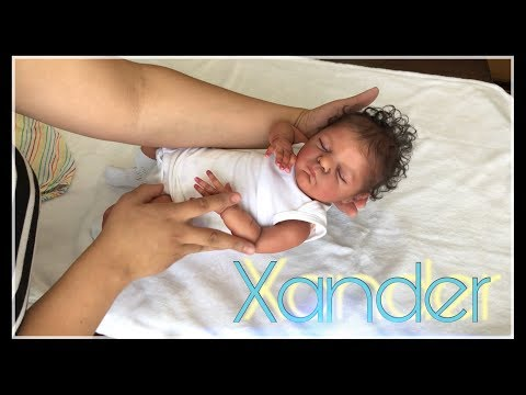 Getting Xander Ready to Go Home| Ethnic Reborn Baby Doll