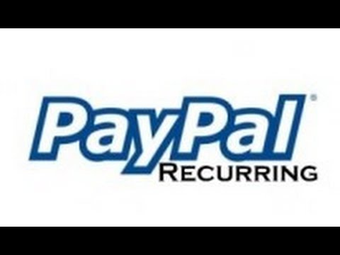 How To Setup Subscriptions and Recurring Payments For Your Website | Paypal Tutorial 2016