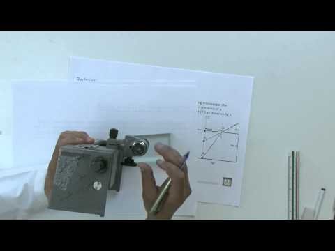 Refractive index Of Glass & Liquid