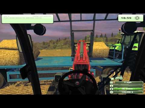 Farming Simulator 2013 Ep.2 - HAY! This Sucks