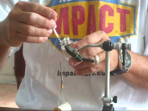 HOW TO TIE A BUCKTAIL TRAILER HOOK