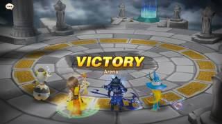Summoners War Grind ! 5 - Arena