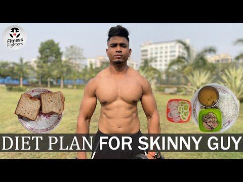 Diet For Skinny Guys | दुबले पतले लोगो के लिए डाइट प्लान | Fitness Fighters