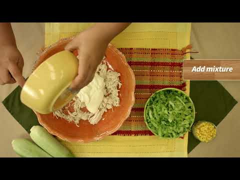 Shredded Chicken Salad 02