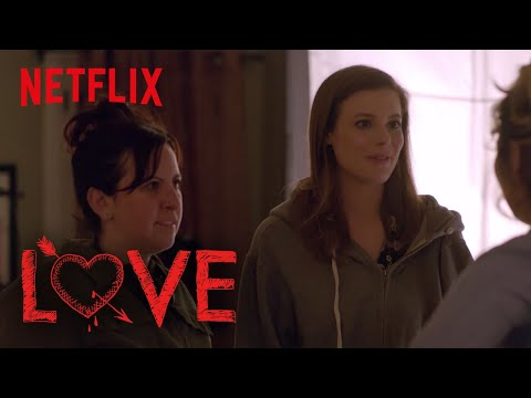 Love | Behind the Scenes: The Girls Start a Band | Netflix