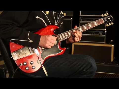 Gibson Custom Shop SG Standard VOS  •  SN: 040122