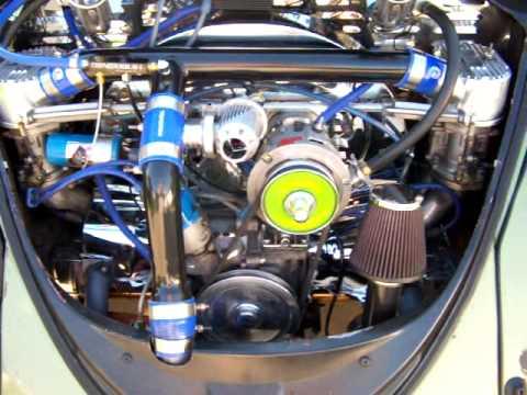 VW turbo engine fast