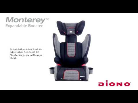 Diono Monterey Expandable Booster - US