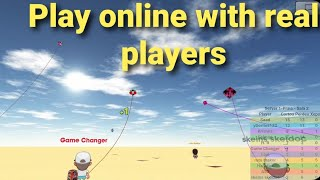 How to play pipa combate 3D(kite flying game) online.
