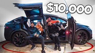 Last to Leave the Car Wins $10,000