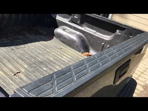 Truck Tailgate Theft Prevention Trick