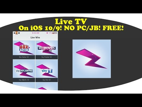 [New]How To Stream Live Premium TV On iOS 10/9! NO PC/JB! FREE!