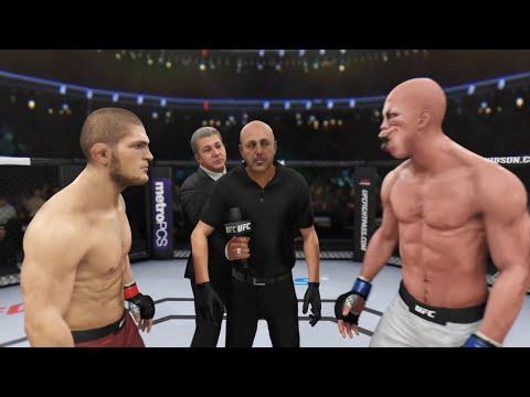 Khabib vs. Dead Funboy (EA Sports UFC 3) ☝️🦅