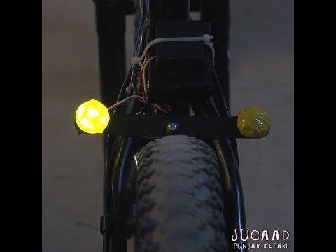 DIY Bicycle Indicator