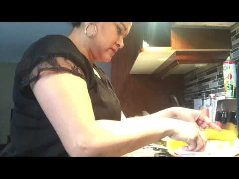 Summer Menu - Cuban Sandwich & Apple Martini Bistro Style